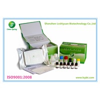 LSY-10032 Aflatoxin M1 ELISA test kit dairy products assay