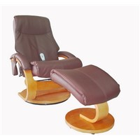 Massage Recliner Chair with Ottoman