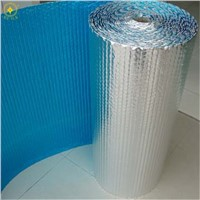 Double Sided Aluminum Foil Bubble Thermal Insulation Material