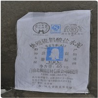 bulk bag grey rapid hardening sulphoaluminate cement
