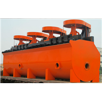 Mechanical agitation type BF flotation machine, mineral separator BF flotation machine