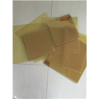 8''x8'' size PEI sheet in 2mm thickness with protective film on both sides