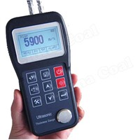 hot selling intelligent ultrasonic thickness gauge