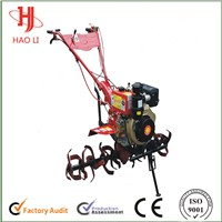 Chinese Factory Directly Supply 178F Diesel Engine motor cultivator machine