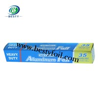 Aluminium foil rolls for food package