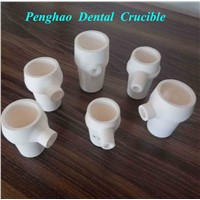 Vertical Dental Crucibles for induction casting machine