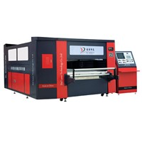 Multi function Automatic leather printing and cutting machine