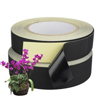 Yuanjinghe Black Acetate Cloth Tape Heat Resistant Self Adhesive Tape Electrical Insulation Tape