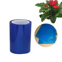 Yuanjinghe Blue PE Surface Protective Film Tape Manufacturer