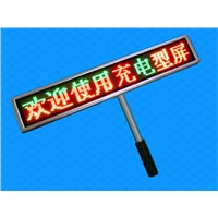 led hand sign board mini LED sign