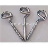 FTTH Accessory Nail Hook Holder Metal Material
