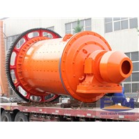 Dry grid overflow type intermittent lattice marble small ball mill for sale