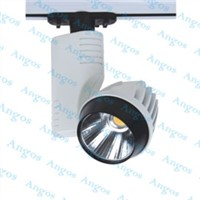 LED track spot light shop gallery factory price 10W-25W high CRI CE UL 3 year warranty