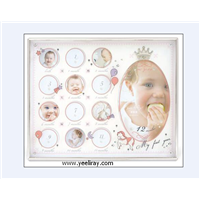 Fairytale baby photo picture frame and faires baby gifts IN6135
