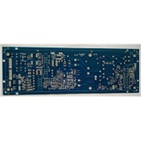 Printed Circuits Board (PCB) with 2 OZ copper and 25um Copper thickness in vias for Power Solution