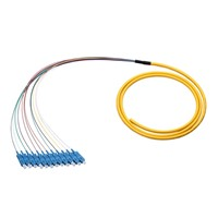 Optical Fiber single mode Bundle Pigtail
