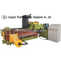 Y81-1600 hydraulic metal scrap baling machine