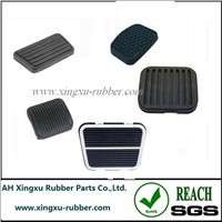rubber brake pad