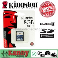 Kingston Memory Card Sd Card Sdhc 8gb 16gb 32gb Class 4 Carte Memoire Appareil Photo Tarjeta Sd