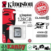 Kingston Memory Card SD Card UHS SDHC XC Class 10 16gb 32gb 64gb 128gb
