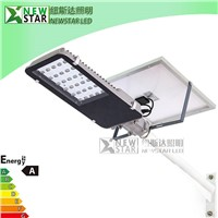 Outdoor watperoof Road lighting Solar Photovoltaic 30W Integrated LED Street lights