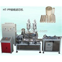 PP Spun Melt Blown Filter Cartridge Machinery