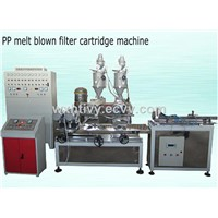 PP Melt Blown Filter Cartridge Making Machine