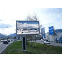 Pixel 5mm SMD full color Outdoor LED Display
