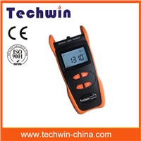 Techwin SM MM fiber optic light source TW3109E
