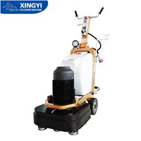marble granite concrete stone polishing machine