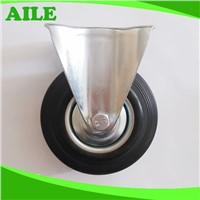 125mm Fixed Industrial Caster Wheel