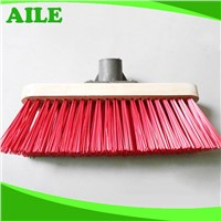 High Quality Cleaning Floor Brush With Long Wooden Handle