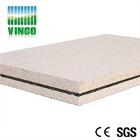 MGO board anti-fire sound insulation panel for wall