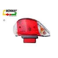 Ww-7109 Wave110 Motorcycle Tail Light, Rear Light,