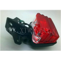 Ww-7118 Cg125 Motorcycle Rear Lamp, Tail Lamp, Brake Light