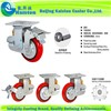 Double Spring 6 Inch & 8 Inch Spring Loaded Casters