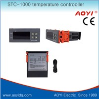 110V Mini STC-1000 All-purpose digital Temperature Controller With Sensor