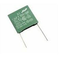 Good weldability  AC Metallized Film Capacitors Withstand over voltage stressing  X1