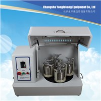 Laboratory soil super fine powder grinding planetary ball mill machine