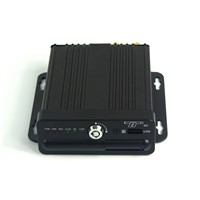 Mini Small Size SD AHD MDVR for taxi ,school bus camera system