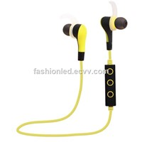 Wireless Bluetooth 4.1 Stereo Earphone BT-50 Fashion Sport Running Headphone with Microphone