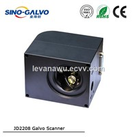 14mm galvanometer head for laser marking machine