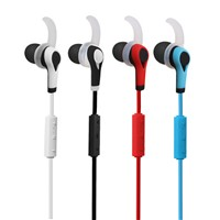 Bluetooth 4.1 Wireless Stereo Music USB Headset Sport Earphone with Microphone Earbuds In-Ear