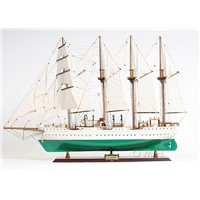 JUAN SEBASTIAN DE ELCANO MODEL SHIP