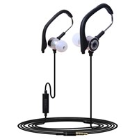 Sport Earphones Earbuds for Sports Running Cycling Hifi Stereo Bass Headset with Mic for Phone