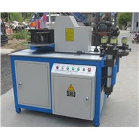hydraulic copper busbar bending cutting punching machine