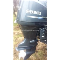 Free Shipping For Used Yamaha 115 HP 4-Stroke Outboard Motor