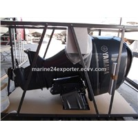 Free Shipping For Used Yamaha 300 HP 4-Stroke Outboard Motor