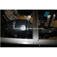 Free Shipping For Used Yamaha 40 HP 4-Stroke Outboard Motor
