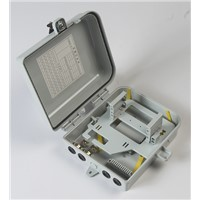 OUTDOOR/INDOOR Fiber optic distribution box 16core